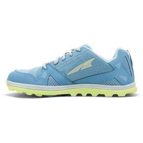 Altra Lone Peak Shoes Youth, light blue